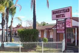 The Homestead Motor Inn - Accommodation Main Beach