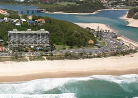 The Rocks Resort - Accommodation Main Beach