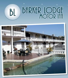 Barker Lodge Motor Inn - Accommodation Main Beach