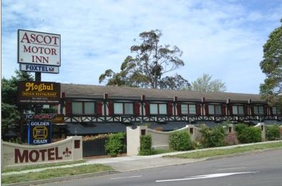 Ascot Motor Inn - Accommodation Main Beach