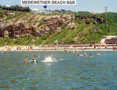 Merewether Beach B And B - Accommodation Main Beach