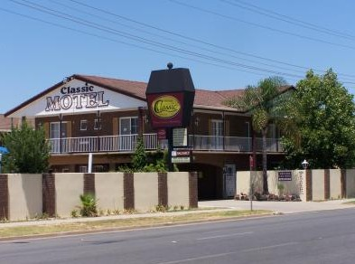 Albury Classic Motor Inn - Accommodation Main Beach