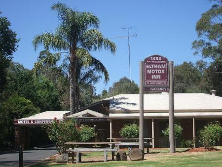 Eltham Motor Inn - Accommodation Main Beach
