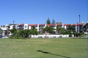 Casablanca Beachfront Apartments - Accommodation Main Beach