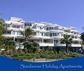 Sundancer Holiday Apartments - Accommodation Main Beach