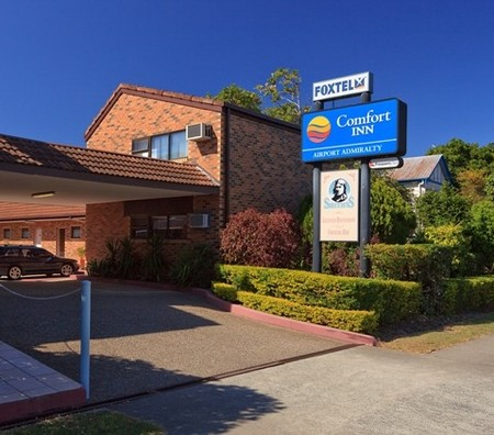 Airport Admiralty Motel - Accommodation Main Beach