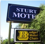 Sturt Motel - Accommodation Main Beach