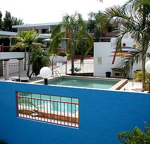 Caloundra Suncourt Motel - Accommodation Main Beach