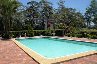 Beerwah Glasshouse Mountains Motel - Accommodation Main Beach