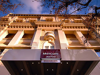 Mercure Grosvenor Hotel Adelaide - Accommodation Main Beach