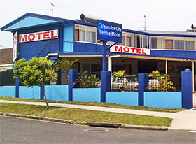 City Centre Motel - Accommodation Main Beach