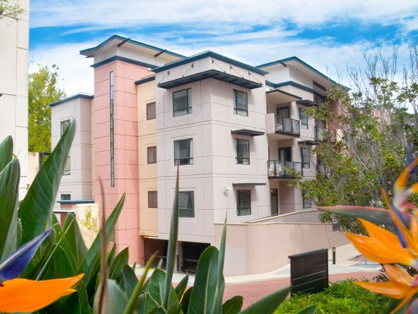 Mounts Bay Waters Apartments - Accommodation Main Beach