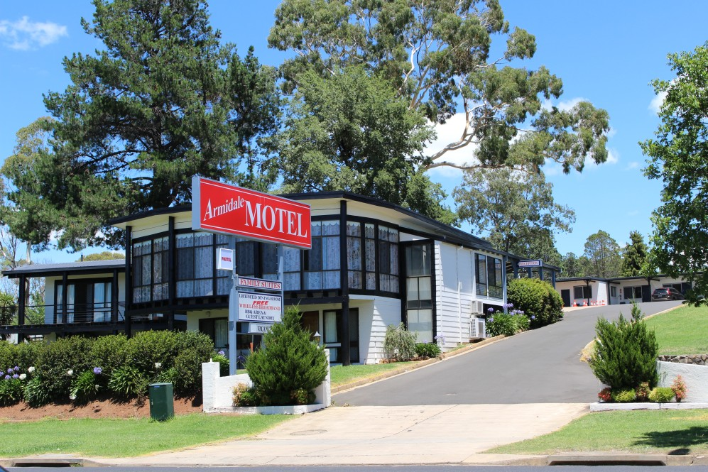 Armidale Motel - Accommodation Main Beach