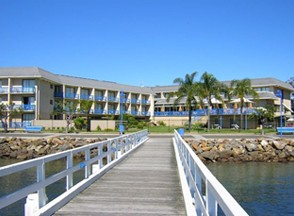 Mariners On The Waterfront - Accommodation Main Beach