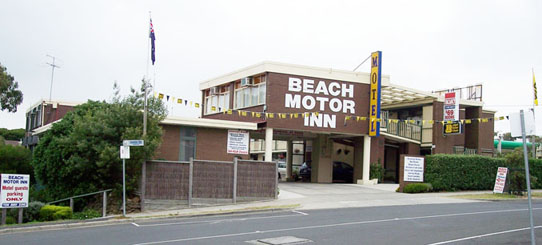 Beach Motor Inn - Accommodation Main Beach