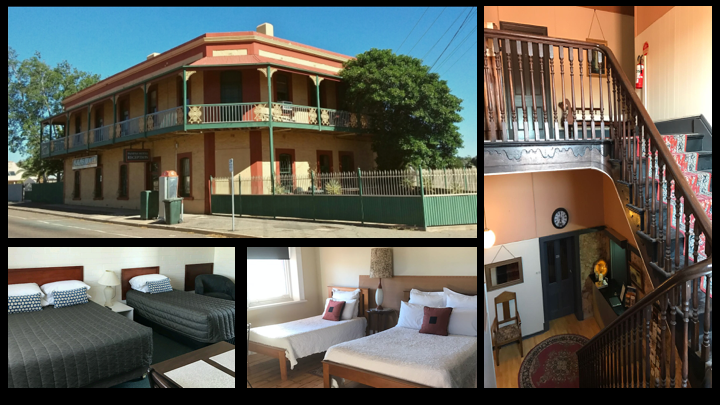 Pampas Motel - Accommodation Main Beach