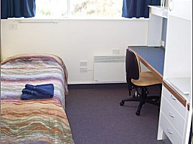 University of Tasmania - Christ College - Accommodation Main Beach