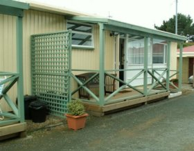 Orford Seabreeze Holiday Cabins - Accommodation Main Beach