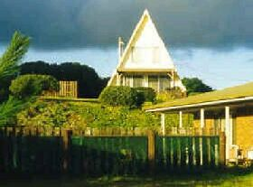 King Island A Frame Holiday Homes - Accommodation Main Beach