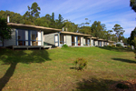 Bruny Island Explorer Cottages - Accommodation Main Beach