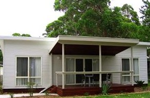 BIG4 South Durras Holiday Park - Accommodation Main Beach