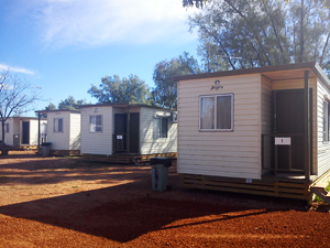 Lightning Ridge Tourist Park - Accommodation Main Beach