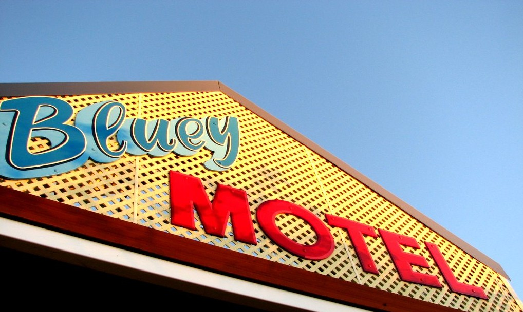 Bluey Motel - Accommodation Main Beach