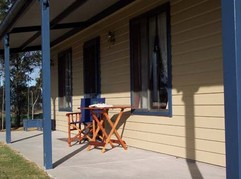 Belmadar Rose Cottage - Accommodation Main Beach