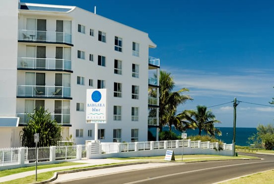 Bargara Blue Resort - Accommodation Main Beach