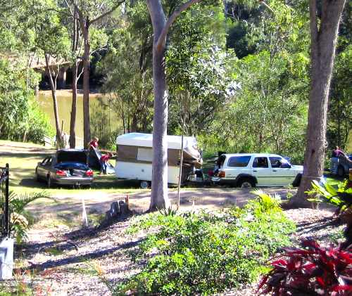 Burrum River Caravan Park - Accommodation Main Beach