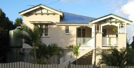 Eco Queenslander Holiday Home and BB - Accommodation Main Beach