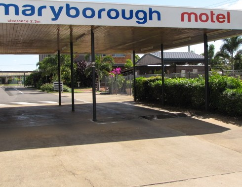 Maryborough Motel and Conference Centre - Accommodation Main Beach
