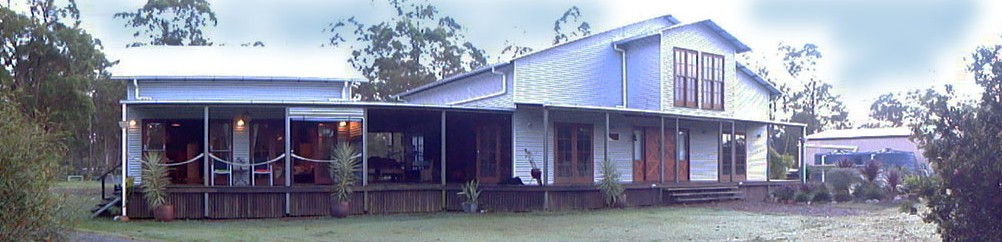 Tin Peaks Bed and Breakfast - Accommodation Main Beach