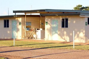 Hughenden Allen Terry Caravan Park - Accommodation Main Beach
