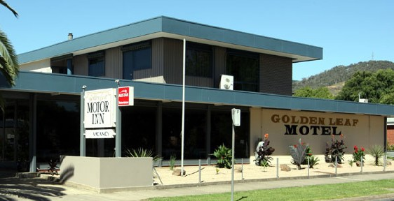 Golden Leaf Motel - Accommodation Main Beach