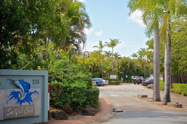 Sailfish Cove - Accommodation Main Beach