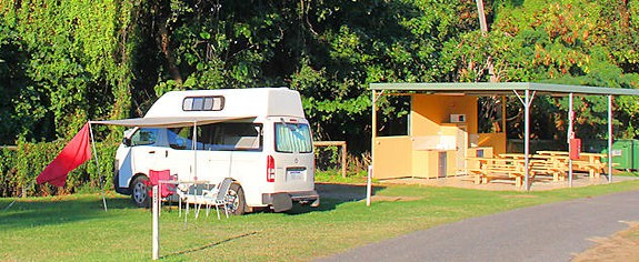 Bell Park Caravan Park - Accommodation Main Beach