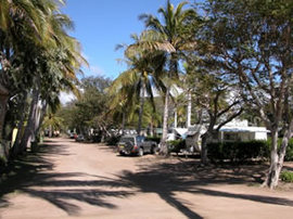 Alva Beach Tourist Park - Accommodation Main Beach