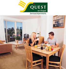 Quest On Chapel - Accommodation Main Beach