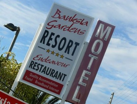 Banksia Gardens Resort Motel - Accommodation Main Beach