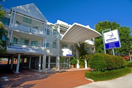 Broadwater Resort Apartments - Accommodation Main Beach