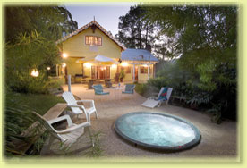 Jacaranda Cottage - Accommodation Main Beach