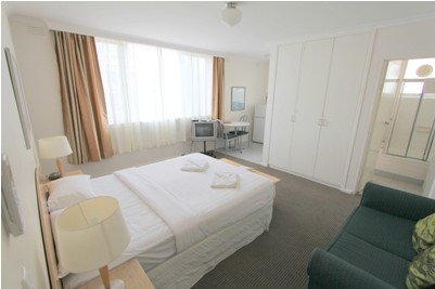 Drummond Serviced Apartments - Accommodation Main Beach