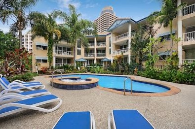 Surfers Beach Holiday Apartments - Accommodation Main Beach