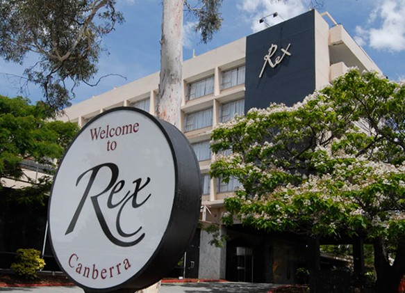 Canberra Rex Hotel - Accommodation Main Beach