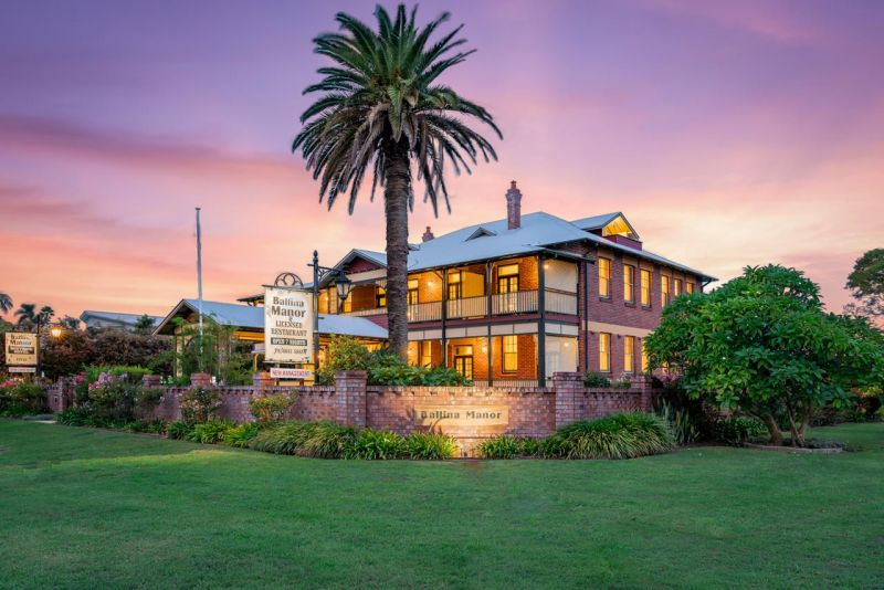 Ballina Manor Boutique Hotel  - Accommodation Main Beach