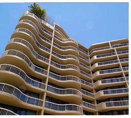 Hillcrest Central Apartment Hotel - Accommodation Main Beach