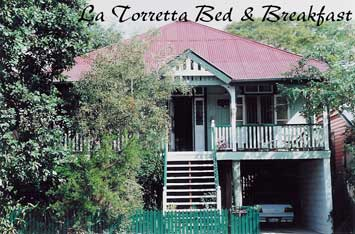 La Toretta Bed And Breakfast - Accommodation Main Beach
