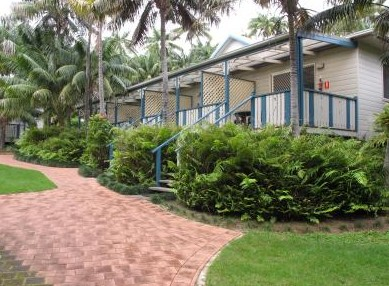 Somerset Apartments Lord Howe Island - Accommodation Main Beach