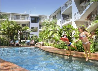 Flynns Beach Resort - Accommodation Main Beach